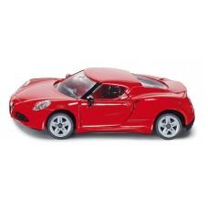 SIKU Blister - Alfa Romeo 4C