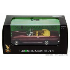 Yatming Bentley S2 1961 cabrio 1/18