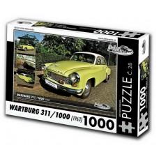 PUZZLE WARTBURG 311/1000 (1963) 1000 d.
