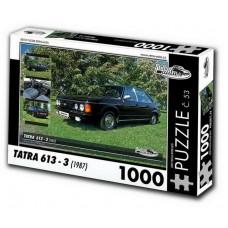 PUZZLE TATRA 613 - 3 (1987) 1000 dílků