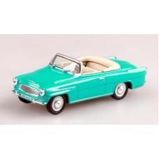 Škoda Felicia Roadster(1963) 1:43 Tyrkys