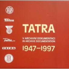 Kniha Tatra v archivní dokumentaci II.