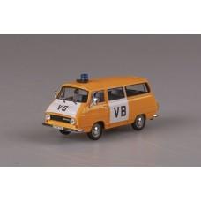 Škoda 1203 1974 1:43 Veřejná Bezpečnost