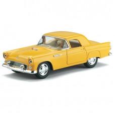 Kovový model Ford Thunderbird 1955