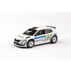 Škoda Fabia III R5 (2015) 1:43 - Policie