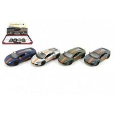 Auto Kinsmart Lamborghini Huracan kov