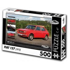 PUZZLE FIAT 127 (1973) 500 dílků