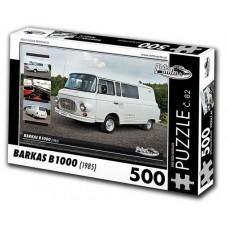 PUZZLE BARKAS B 1000 (1985) 500 dílků