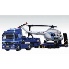 MOMTI SYSTEM 58 Helitransport 3D tisk