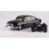 Tatra 603 černá - dálkové ovládání RC