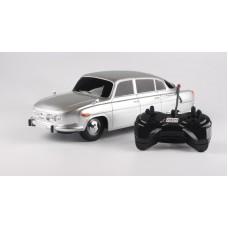 Tatra 603 stříbrná - na dálkové ovládání